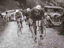 cyclisme histoire